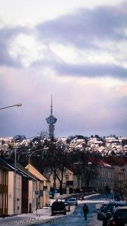 Tyholt tårnet