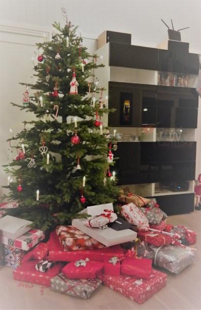 Julaften i Årdal
