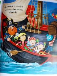 Captain McGrew treasure 2