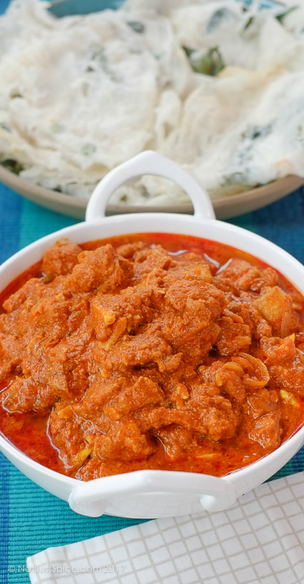 The Best Ever Mangalorean Pork Curry | Kudla Panji Kari on notjustspice.com