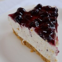 The Brilliant No-Bake Blueberry Cheesecake