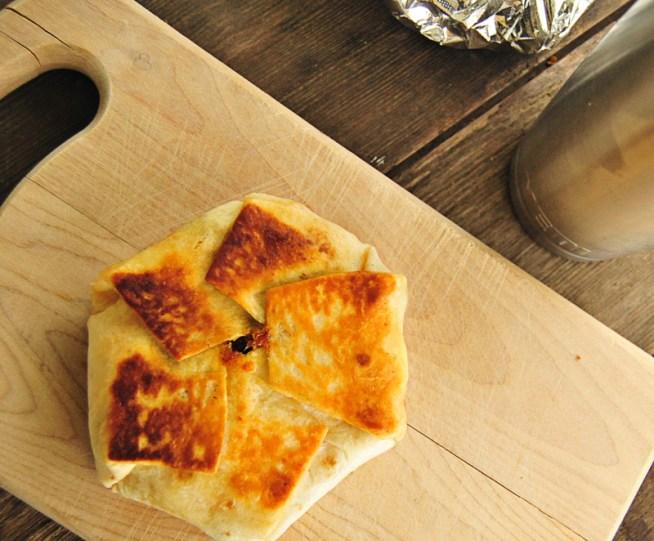 'to-go'-breakfast-quesadilla