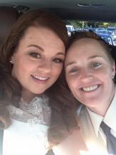 Officially married!