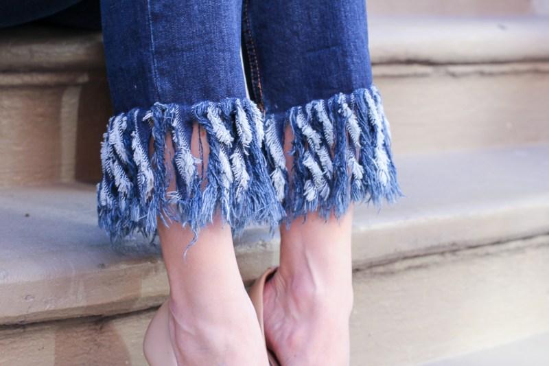 Fringe-Dark-Wash-Jeans-NNB-Fashion-Blogger