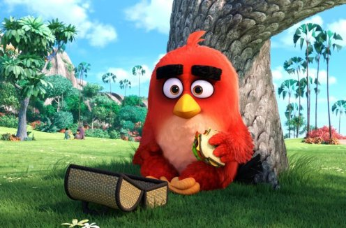 Episode 30: Angry Birds are Tasty