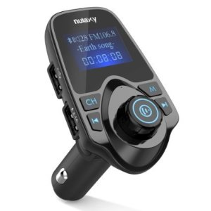 KM19 Bluetooth FM Transmitter Video Review
