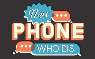 Episode 202: New Phone, Who 'Dis?