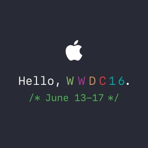 Episode 26: Worldwide Developers Conference 2016