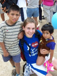 Leave it to me to wear a French club shirt in Guatemala.