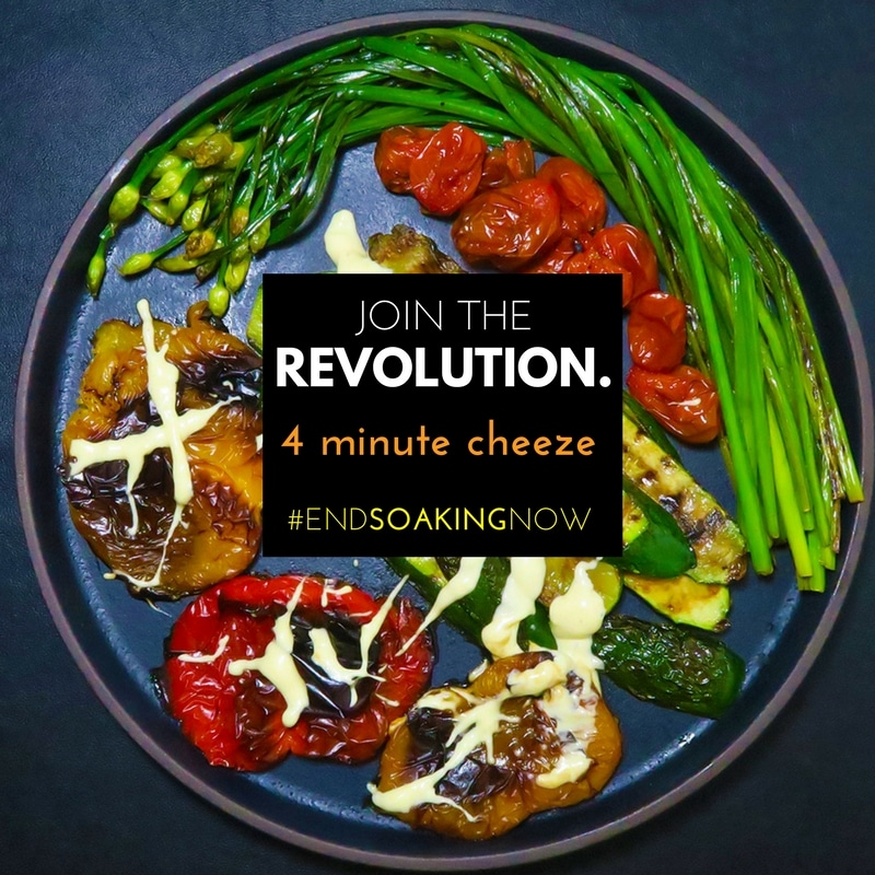 Your new plant-based pantry staple: 4 minute cheeze sauce mix