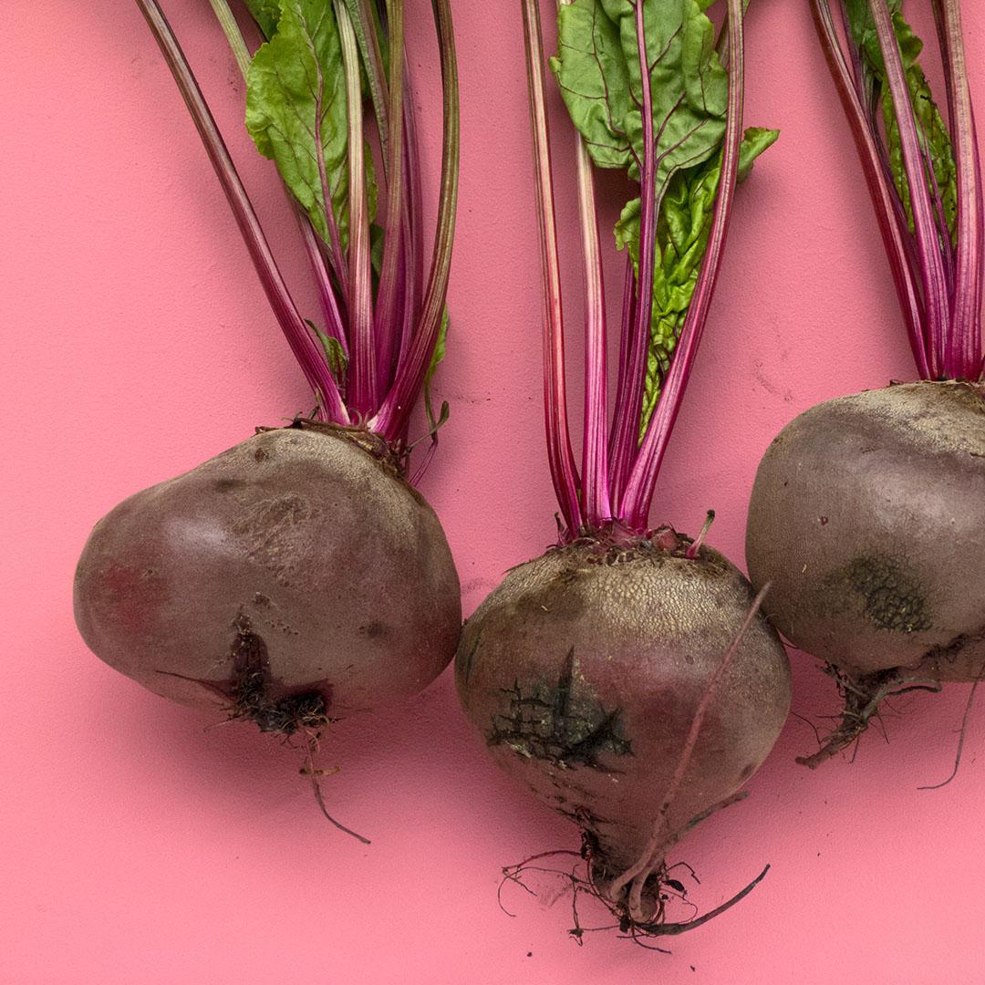 Beets - courtesy of Foodism360, via Unsplash.com
