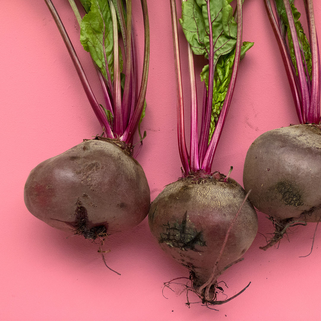 Beets - courtesy of Foodism360, via Unsplash.com