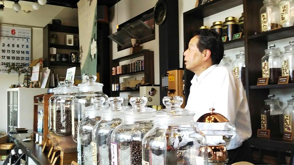 お気に入りの珈琲が見つかるお店 大和屋 七尾店