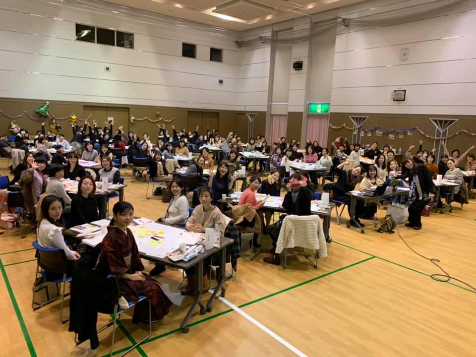 11月24日「のとルネ100人女子会2019」開催!七尾サンライフプラザ