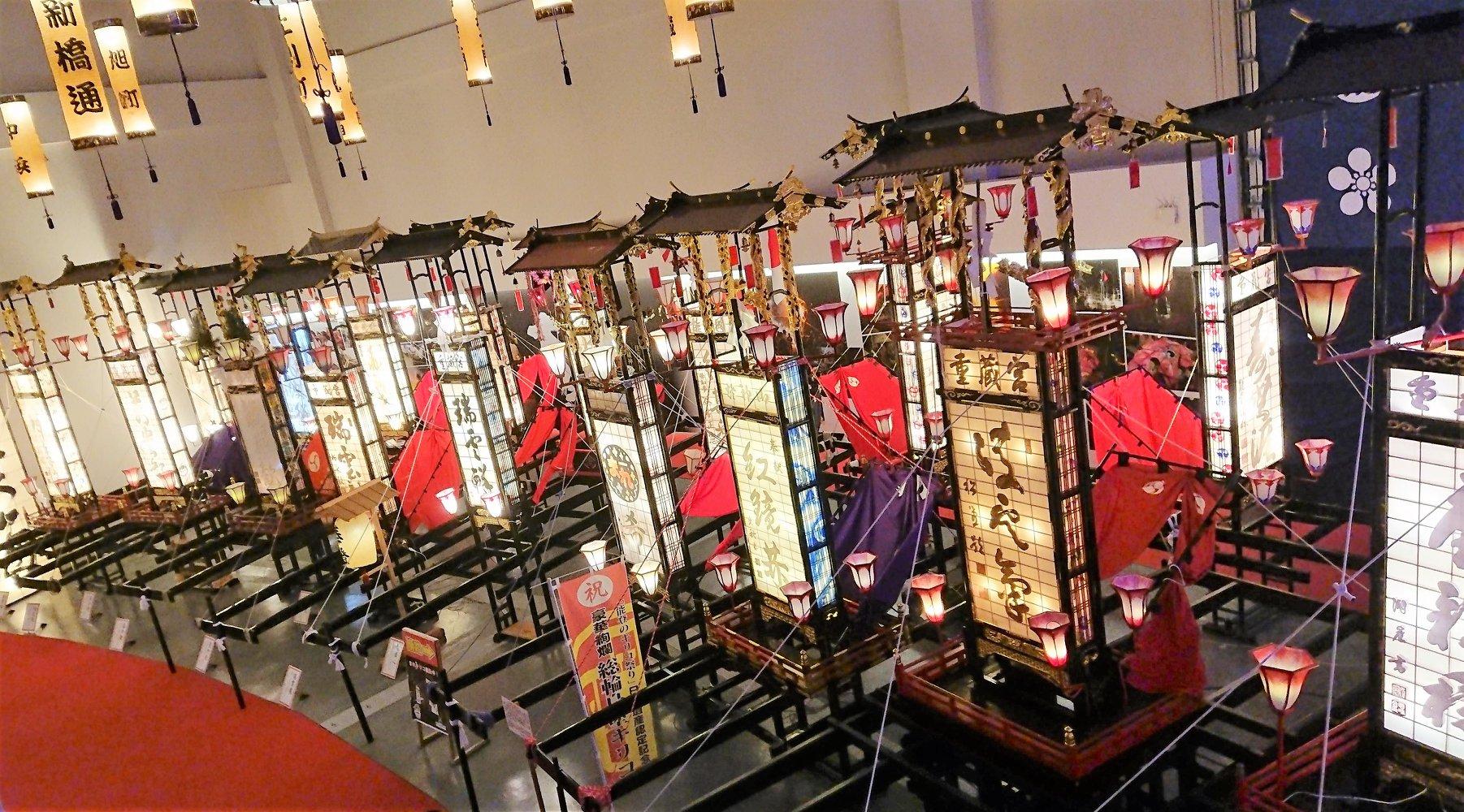 能登の祭りの1つ!キリコ祭りを年中体感できる場所「輪島キリコ会館」【輪島 朝市近く】