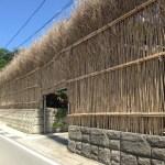 NHK朝の連続テレビ小説「まれ」の舞台となった能登の風景「間垣の里」(まがきのさと)【輪島市】