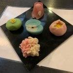 お菓子処花月で和菓子作りを体験してきました【七尾市一本杉通り】