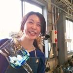 「ガラスの魅力満載 吹きガラス体験ができる 能登島ガラス工房 」【七尾市 】