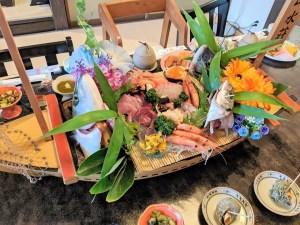 島時間 海の宝を味わう宿「山水荘」は最高のロケーションと最高の食事を楽しめる宿【七尾市能登島】