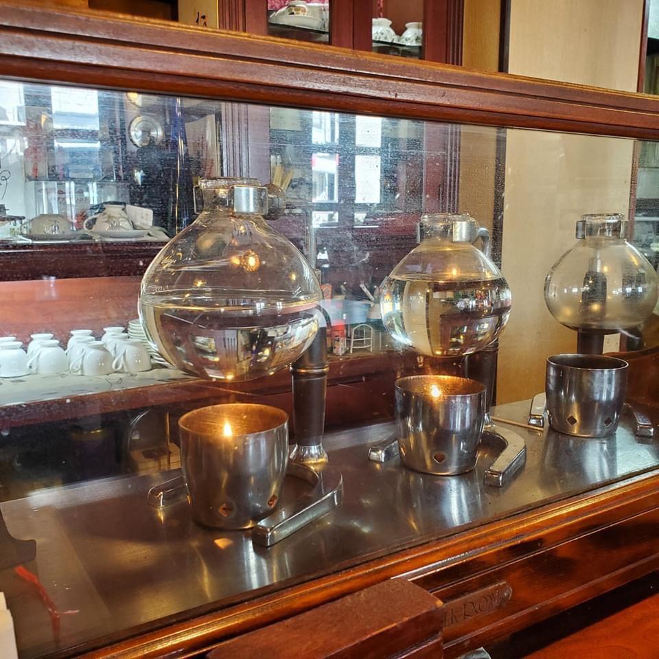 珈琲の香り漂うレトロな喫茶店のラーメンがすごい!『フリースタイル』 【穴水町】