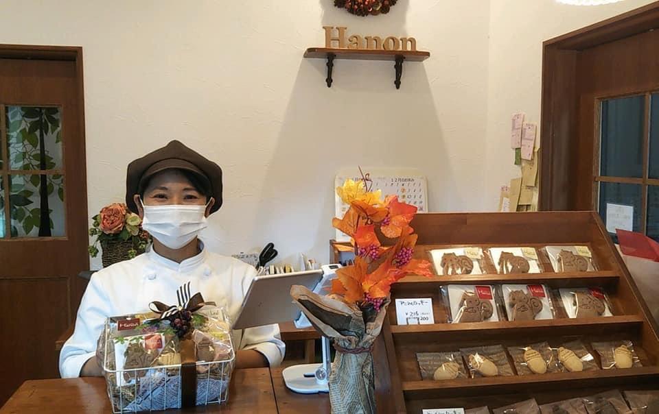 オンリーワンのケーキを作ります!ホールケーキ予約販売と焼き菓子のお店『お菓子工房 Hanon(ハノン)』【穴水町】