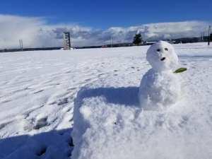 冬の七尾城本丸跡や輪島の里など、能登の雪景色
