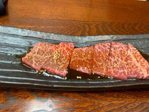 焼肉はもちろん旬の食材を使ったお料理も人気の「焼肉旬彩牛太郎」