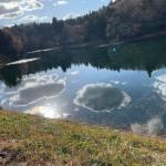 日本ため池100選に能登で唯一選ばれている「漆沢の池」は生物多様性に優れた池【七尾市】