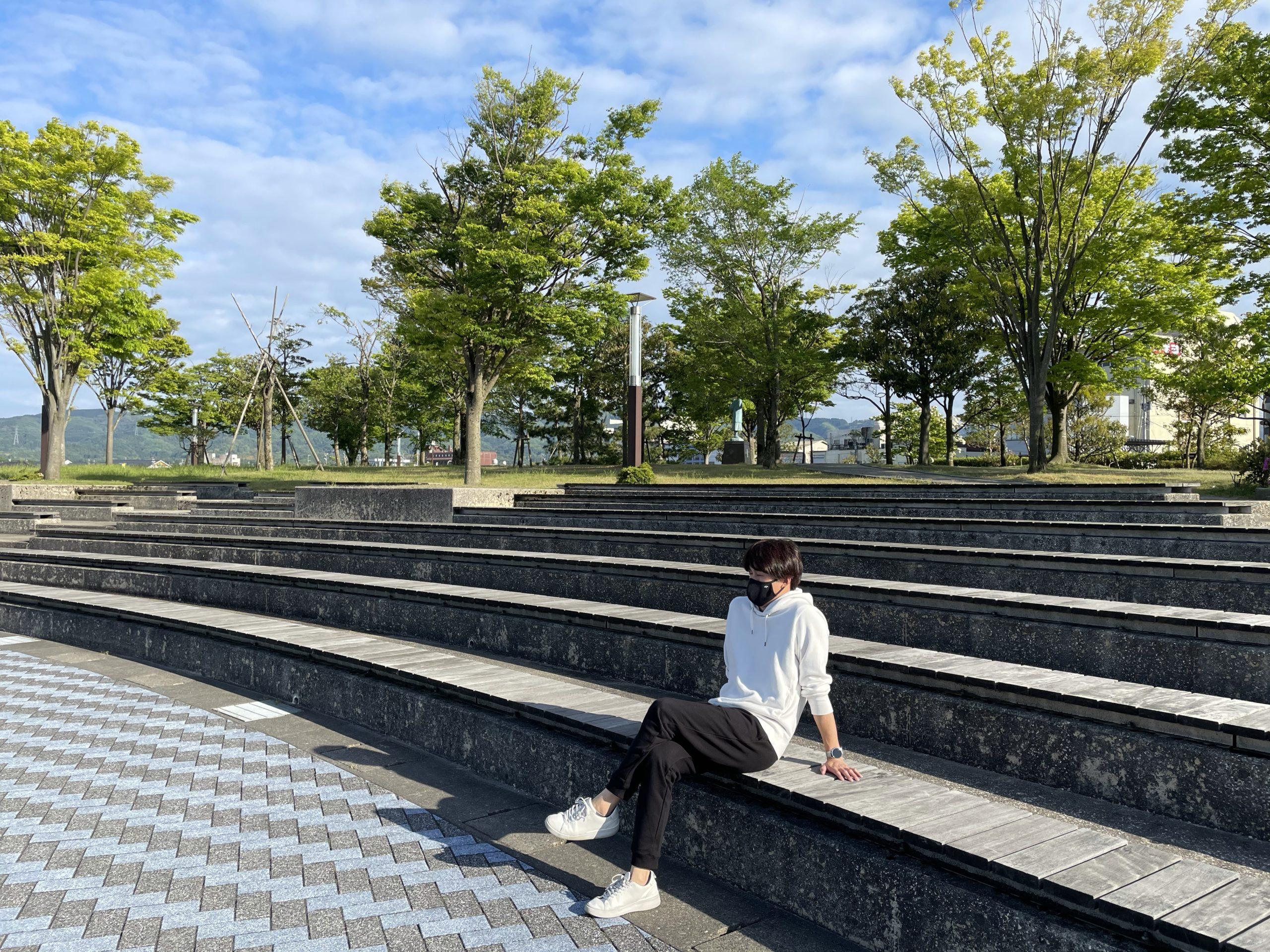 七尾湾の美しさが堪能できる憩いの場「七尾マリンパーク」【七尾市】