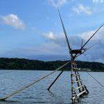 伝統的な漁法の「ボラ待ちやぐら」【穴水町】