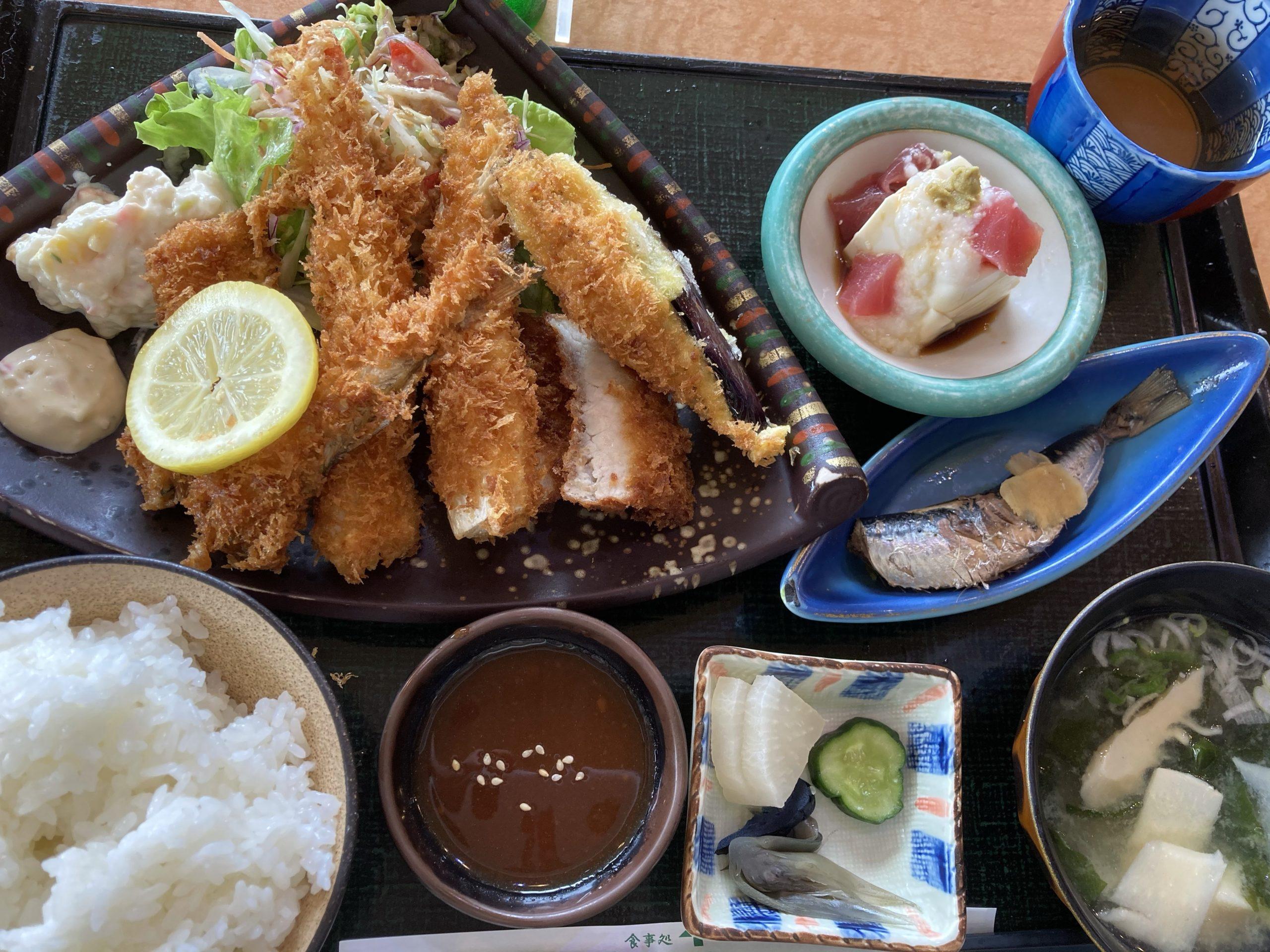 中島の町民に愛されている和風レストラン「どもん」【中島町】