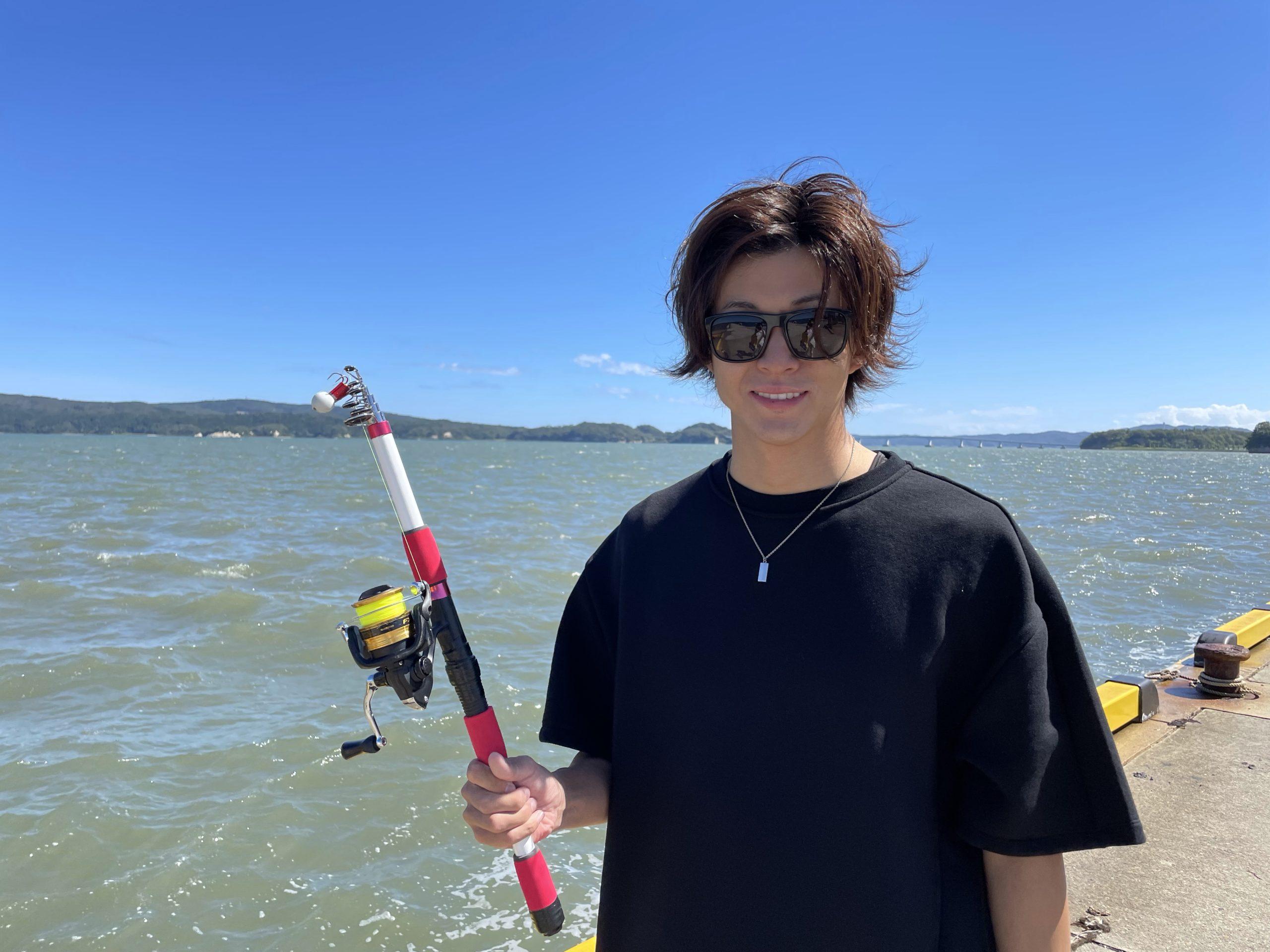 和倉温泉観光協会の貸竿で「手ぶらで堤防タコ釣り」【七尾市 和倉港】