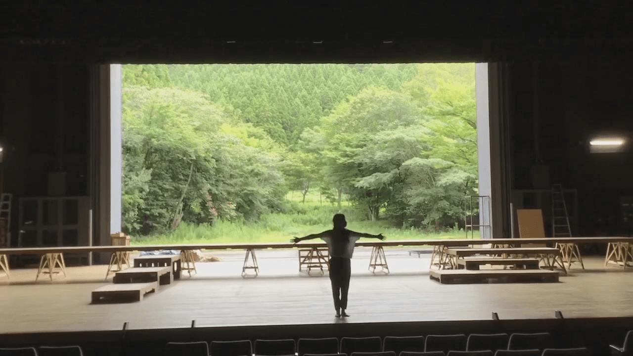 『能登演劇堂』俳優 仲代達矢が愛する能登 「演劇のまち」の雄大な自然と一体となる舞台【中島町】
