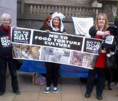May 18th Notodogmeat - Thanks EVA for your support!