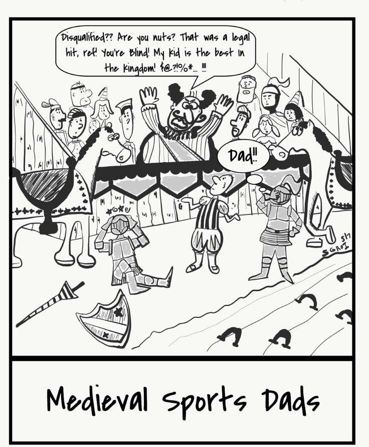 5-7-19 Medeival Sports Dad