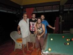 męska ekipa bilardowa_pool men team