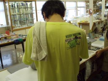 工房Tシャツ1