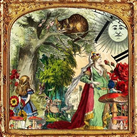Alice & the Cheshire Cat