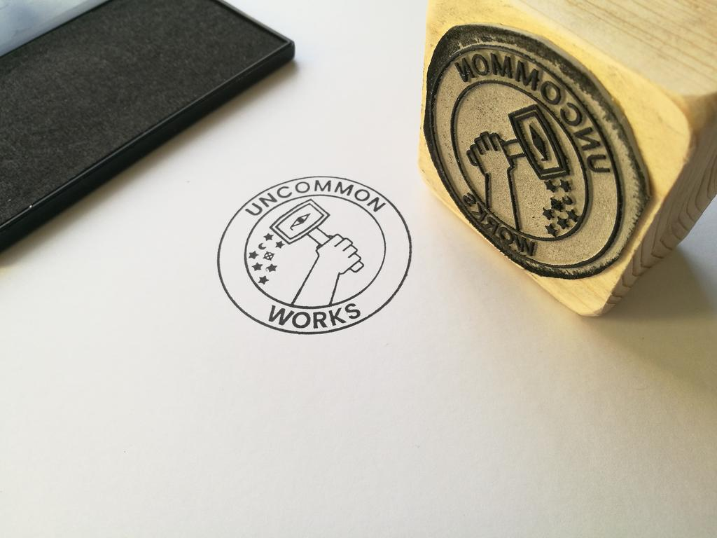 Custom rubber stamps from your image