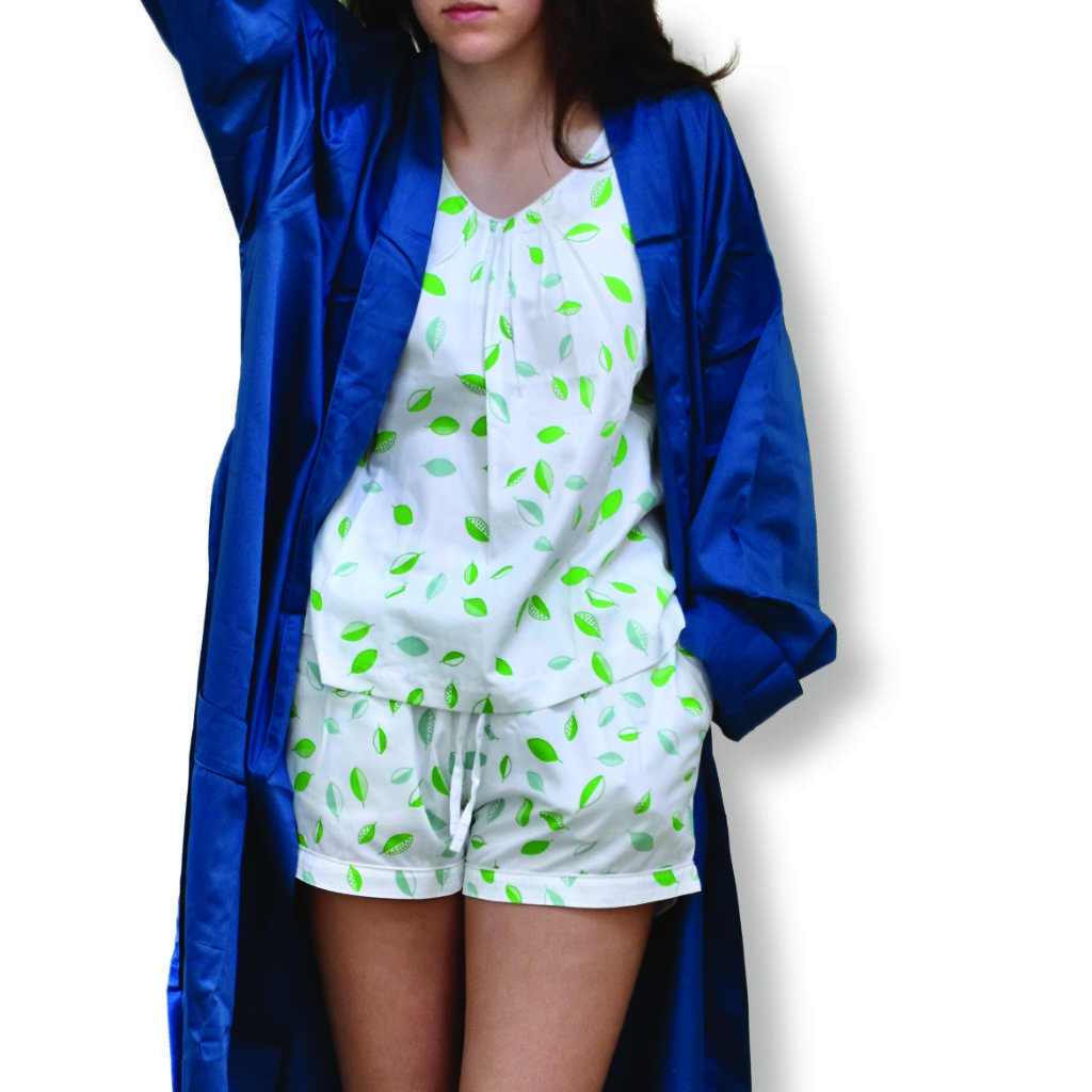 Organic Cotton Pyjamas and Robes