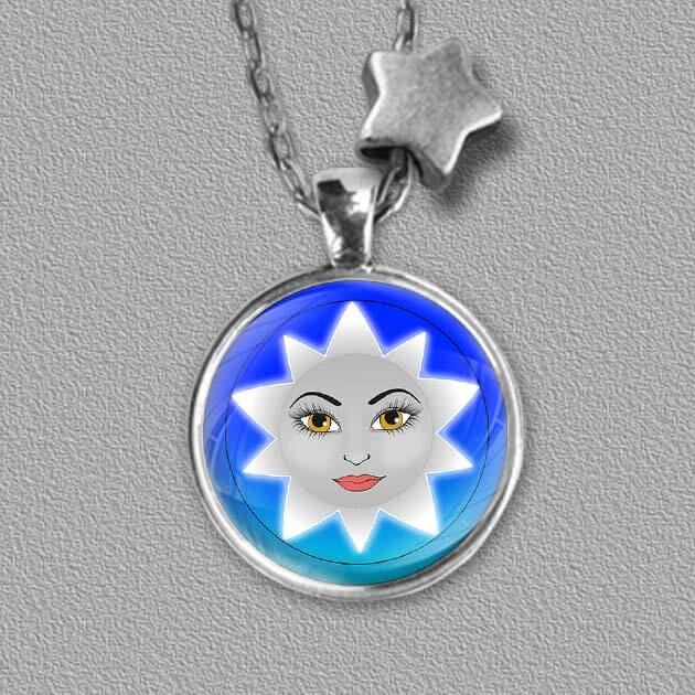 The Star - from my \'Vintage\' range is just one of many jewellery designs