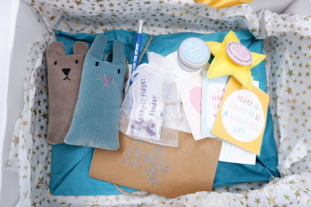 Exciting Art kits and emotional support for kids
