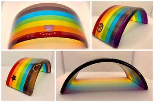 Rainbow Bridges or personalised Rainbows