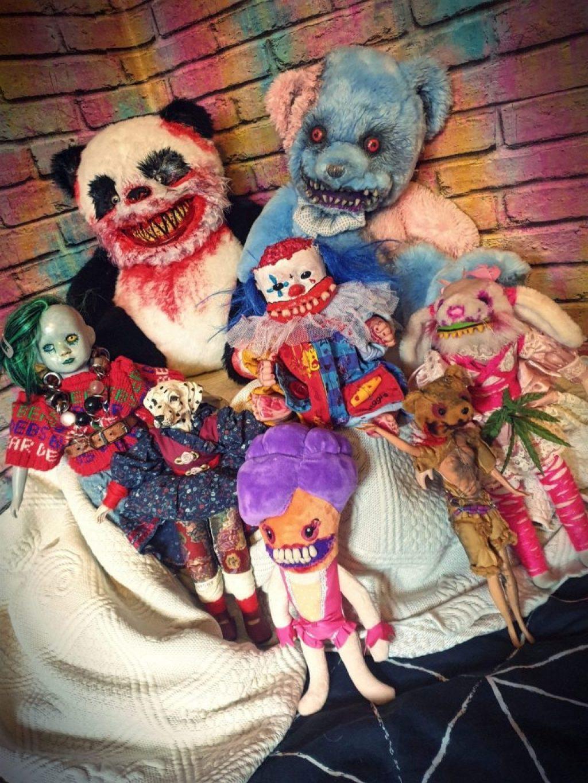 Green Devil – Abandoned Toys