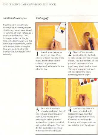 The Creative Calligraphy Sourcebook