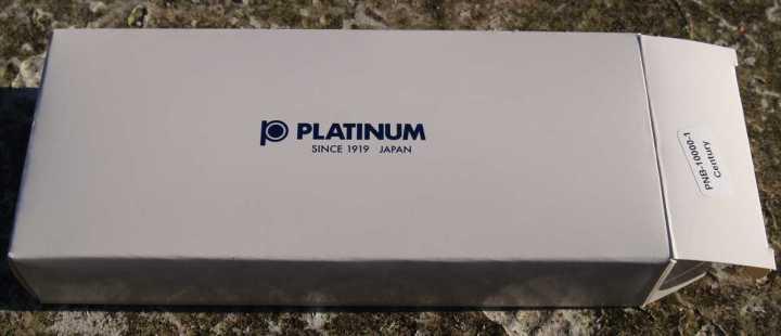 Platinum 3776 box