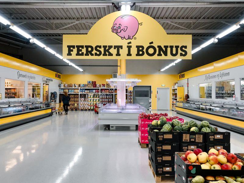 Bonus market
