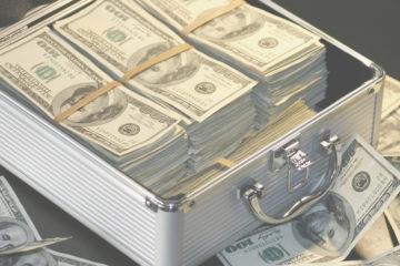 case of cash