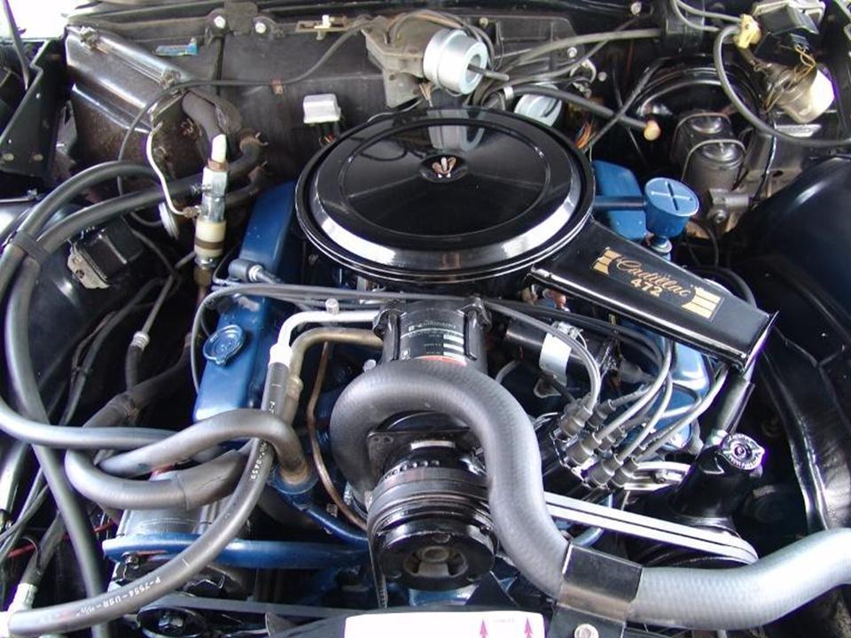 Cadillac Deville Vacuum Diagram