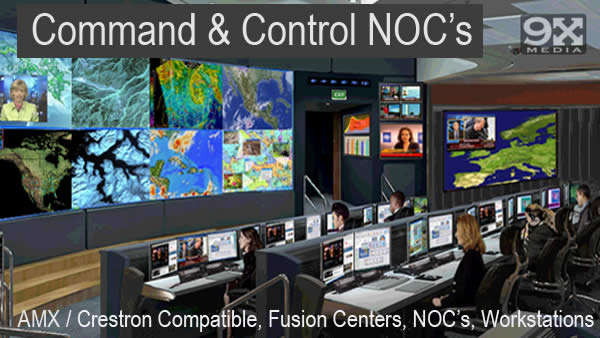 Command and Control...